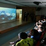 video conferencing online, virtual field trip