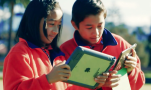 digital learners, NEXT Foundation supports education